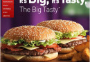 McDonalds Limited Edition Big Tasty with Bacon