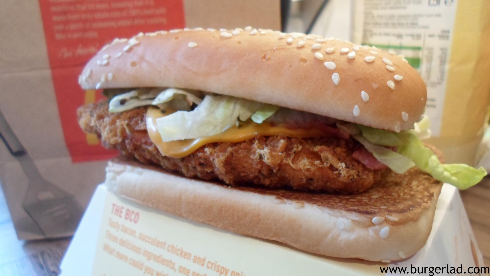McDonald's BCO
