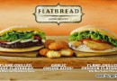 Burger King Flame-Grilled Beef Flatbread