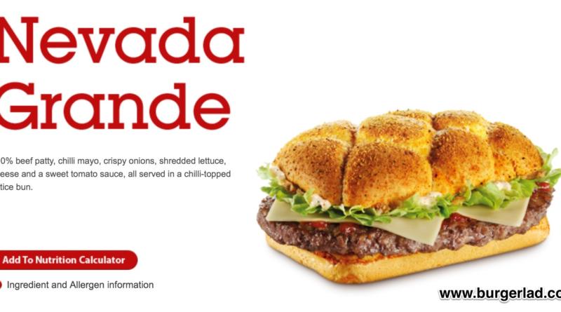 McDonald's Nevada Grande