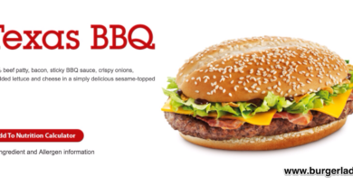 McDonald's Texas BBQ