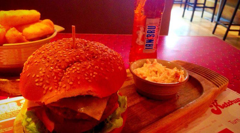 Ketchup Dundee