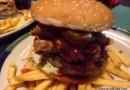 Frankie & Benny's Pulled Pork Burger