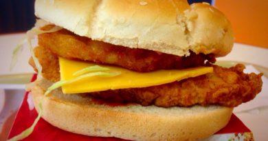 KFC Big Daddy Burger