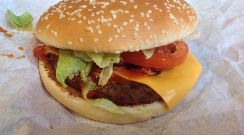 Burger King Spanish Whopper