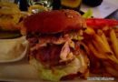 Browns Manchester Wild Boar and Chorizo Burger