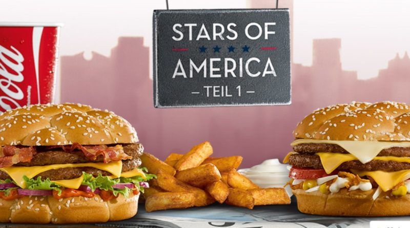 McD Germany Stars of America