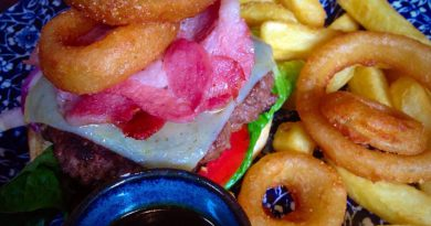 Wetherspoon Gourmet Burger