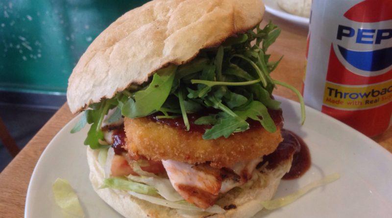 Atomic Burger Bristol