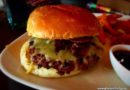 T.G.I. Friday's Double Glazed Jack Daniel's Burger