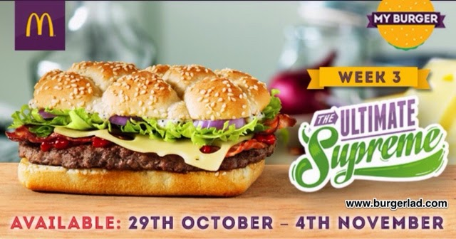 McDonald's Ultimate Supreme
