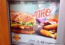 McDonald's My Burger Big Uno