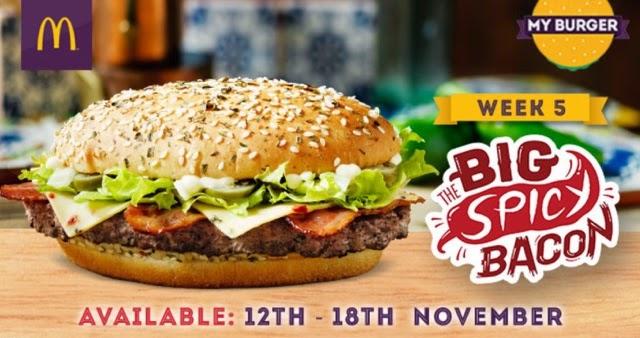 Big Spicy Bacon