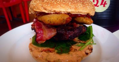GBK The Blitzen Burger