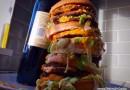McDonald's Secret Menu Mega Monster Mac