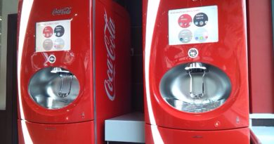 Coke Freestyle UK