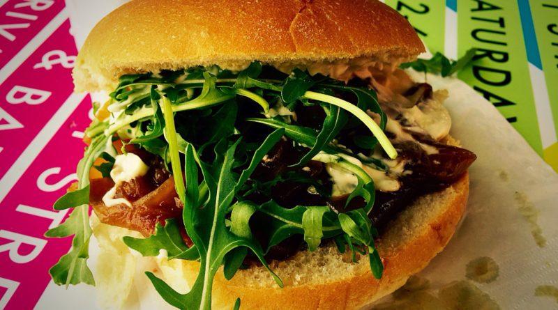 Safari Grill Kangaroo Burger