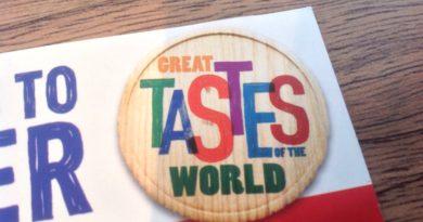 McDonald's Great Tastes of the World 2015