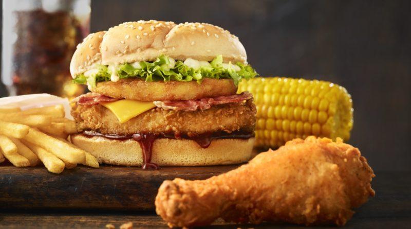 KFC BBQ Bacon Boss