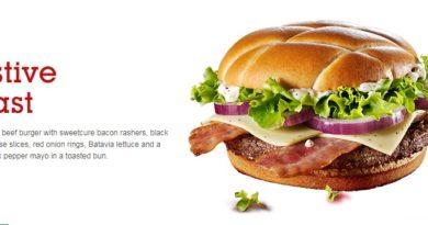 McDonald's Festive Feast