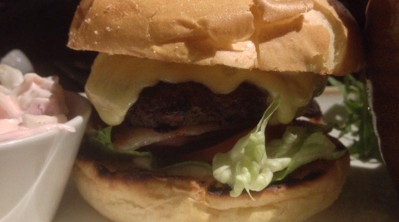 Aluna Burger