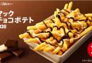 McDonald's Japan Chocolate Fries