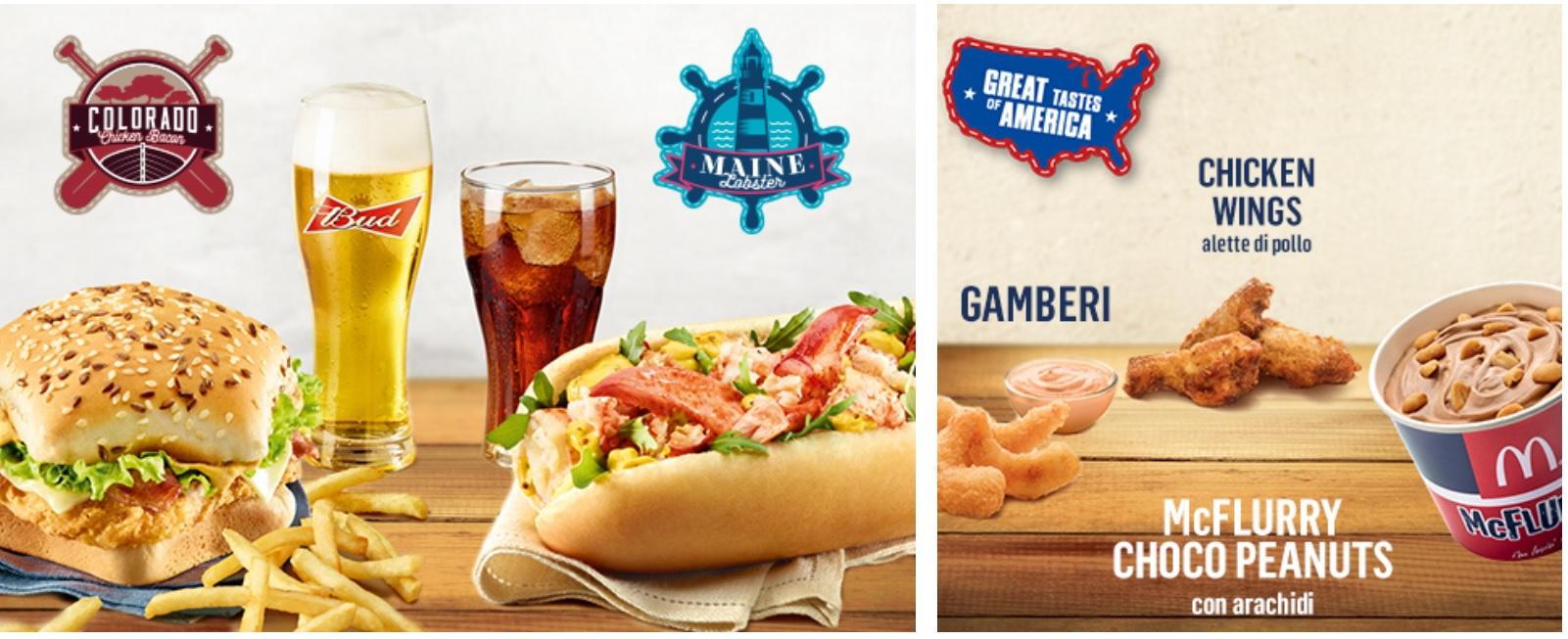 McDonald's Maine Lobster