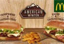 McDonald's France American Winter