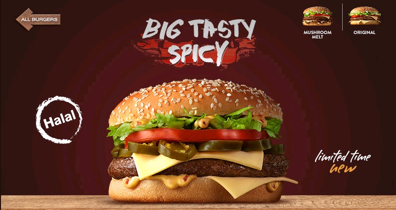 Big Tasty Spicy