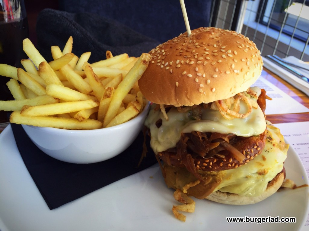 Solita Franc le Boeuf Burger Review