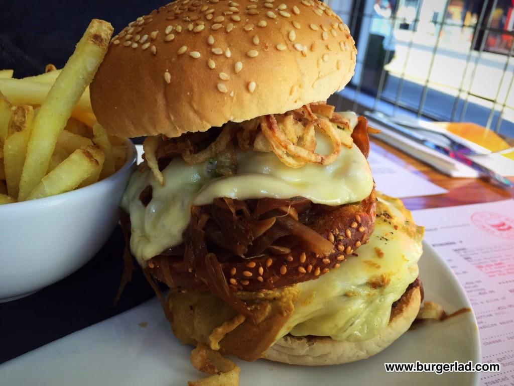 Solita Franc le Boeuf Burger Review