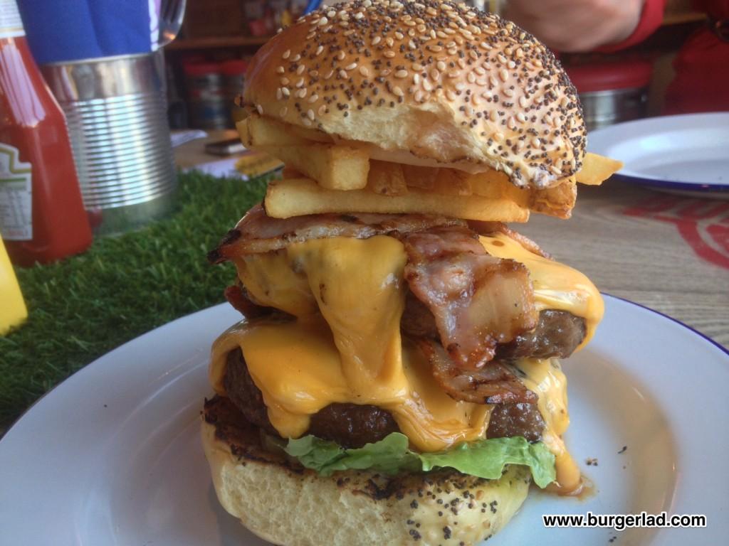 Burgerfest Taunton The Bad Boy