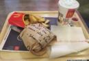 McDonald's Jureskog Texas Burger