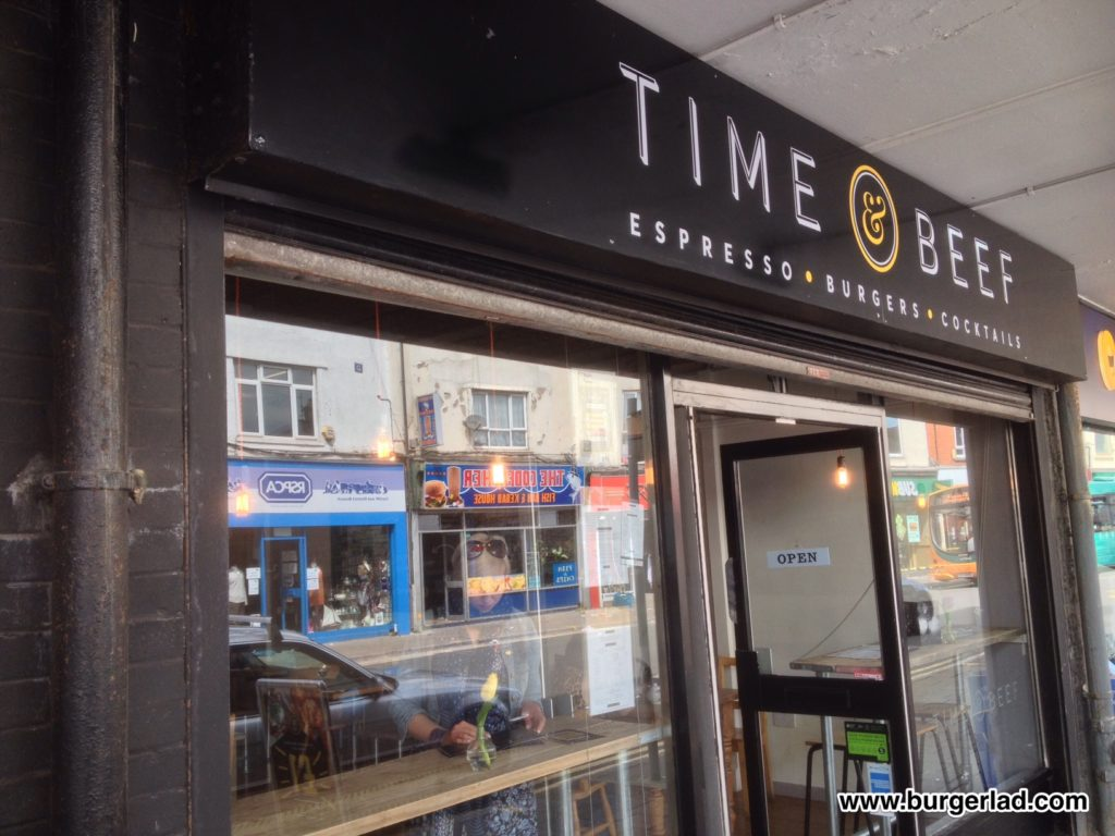 Time & Beef Cardiff