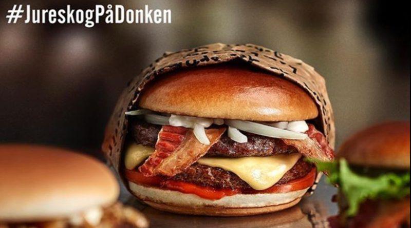 McDonald's Jureskog Signature Burger