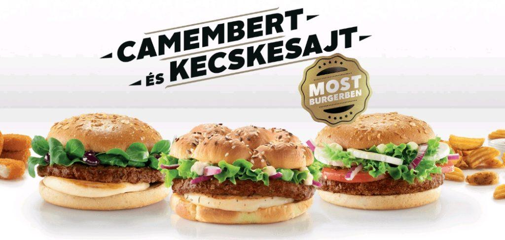 McDonald's EURO 2016 Burgers