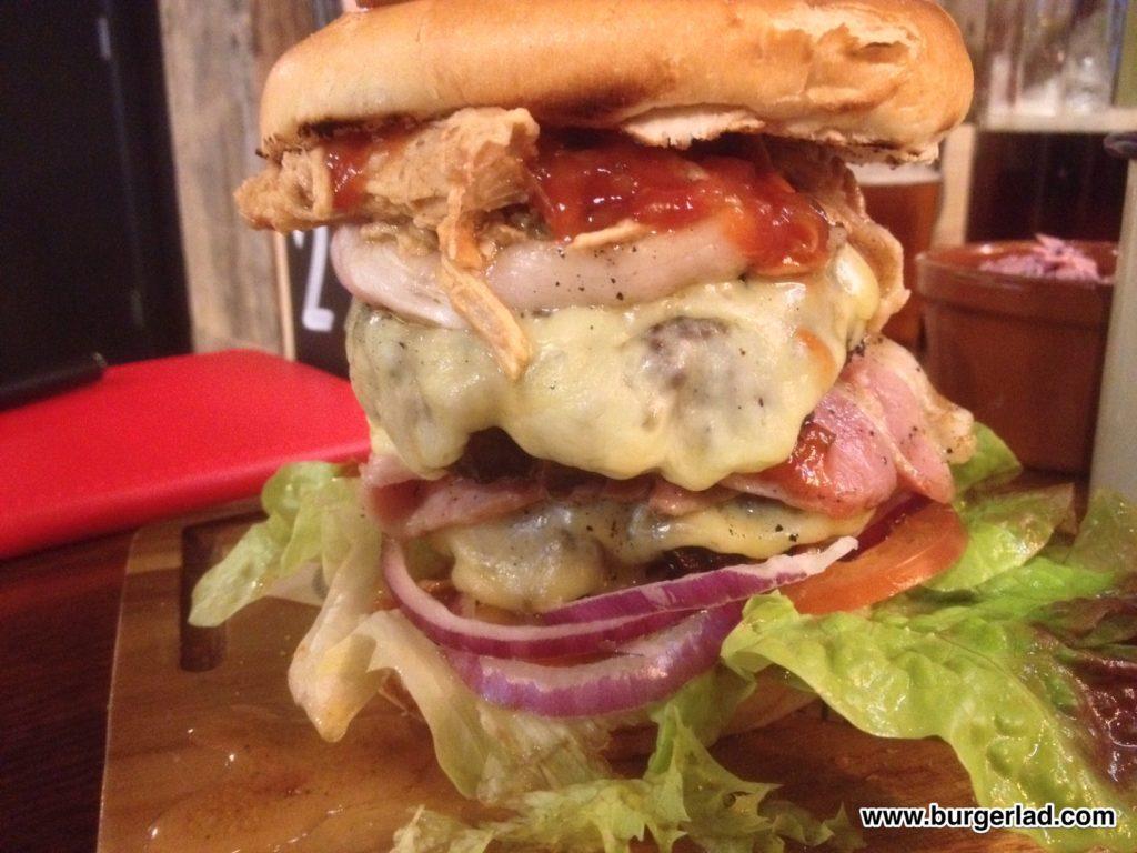 The Ridiculous Burger