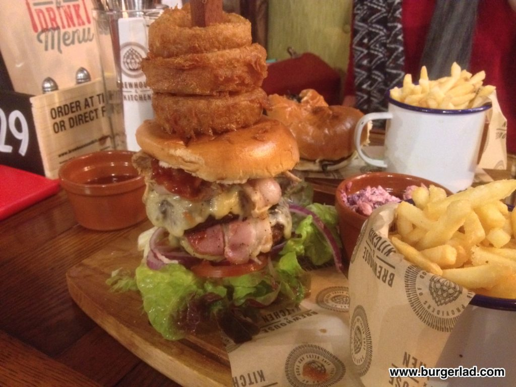 The Ridiculous Burger
