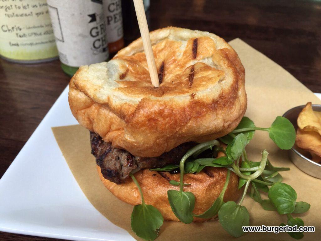 Handmade Burger Co. Lamb & Mint Yorkie