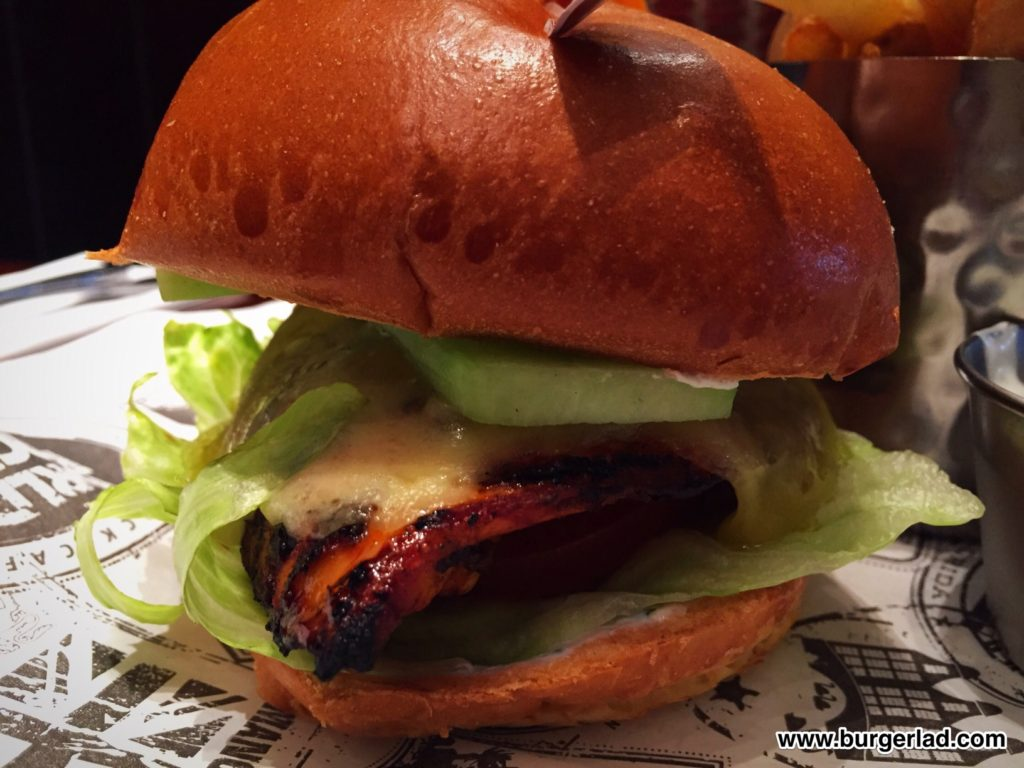 Hard Rock Cafe World Burger Tour 2016