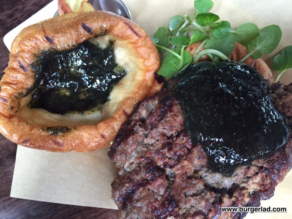 Handmade Burger Co. Lamb & Mint Yorkie