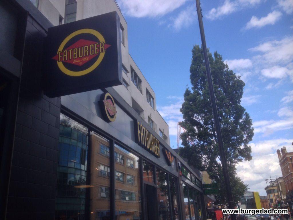 Fatburger London