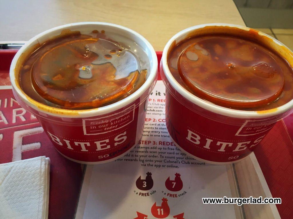 KFC Rio BBQ Bites