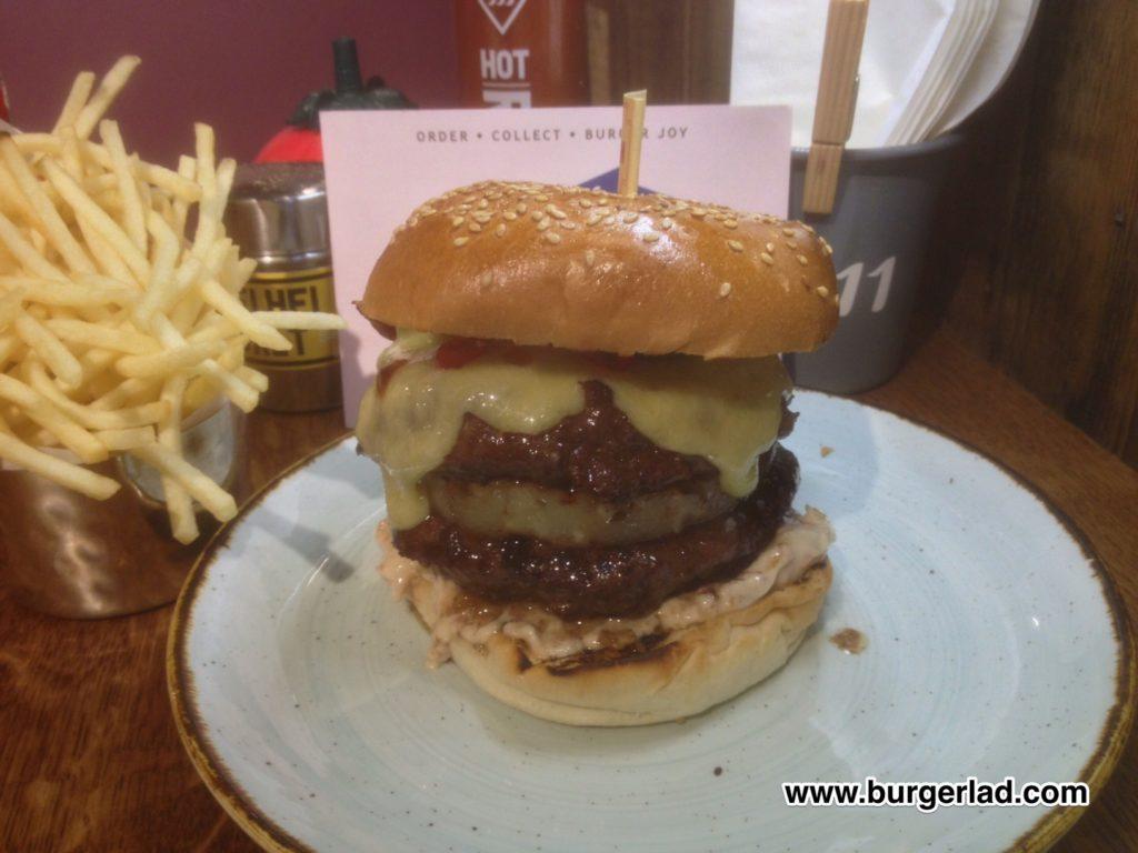 GBK X-Burger