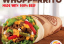 Burger King Whopperrito