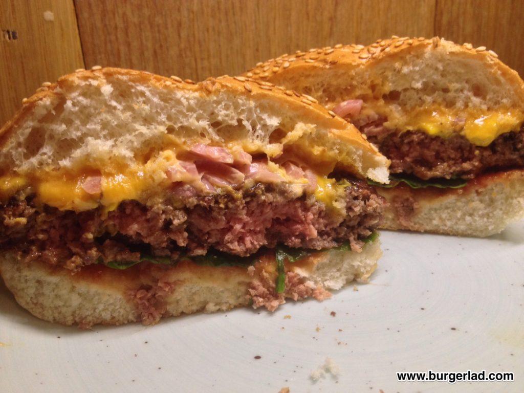 GBK Jamie's Burger