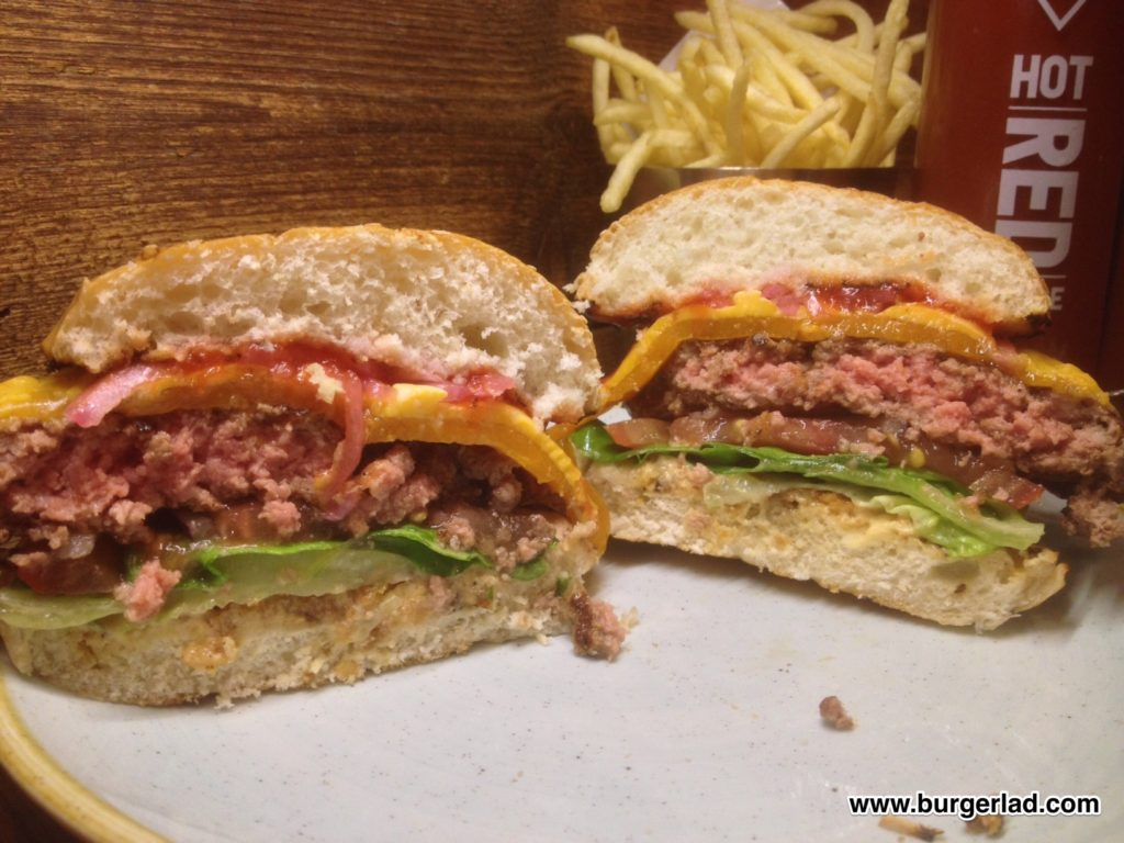 GBK The Rump Burger