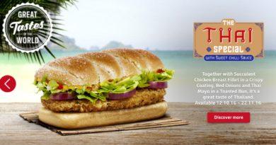McDonald's Thai Special