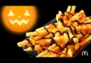 McDonald's Pumpkin Chocolate French Fries