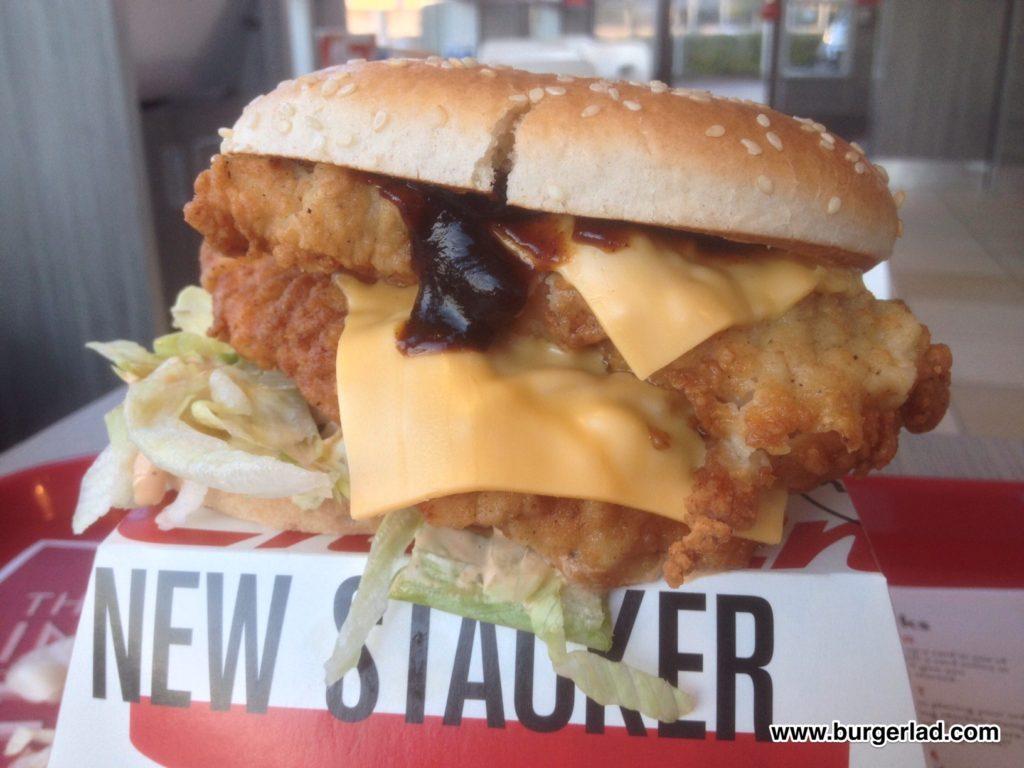 KFC Original Recipe Stacker